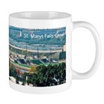 St. Mary's Falls Canal 2 Mugs