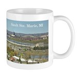 St. Mary's Falls Canal Mugs