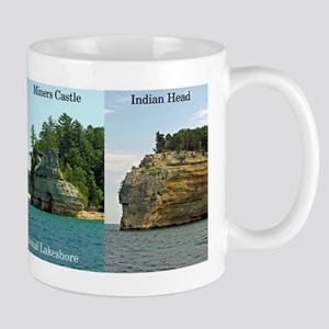 Pictured Rocks Naitonal Lakehsore Mugs