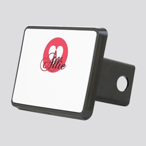 allie Rectangular Hitch Cover