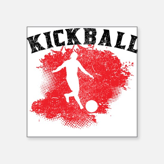 Kickball Sticker