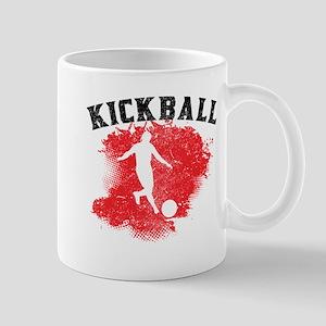 Kickball Mugs