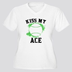 Kiss My Ace Plus Size T-Shirt