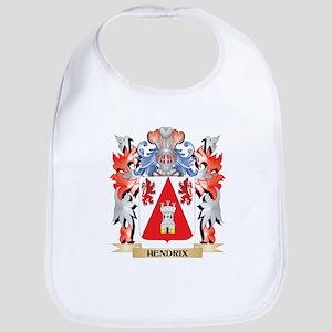 Hendrix Coat of Arms - Family Crest Bib