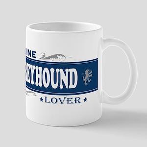 RAMPUR GREYHOUND Mug