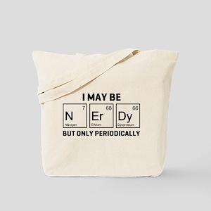 Periodically Nerdy Tote Bag