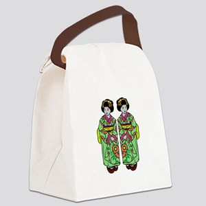 ALLURE Canvas Lunch Bag