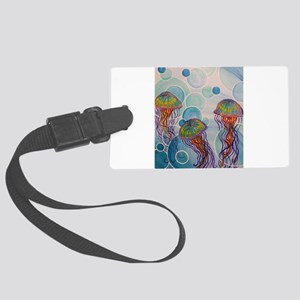 Above Luggage Tag