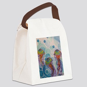 Above Canvas Lunch Bag