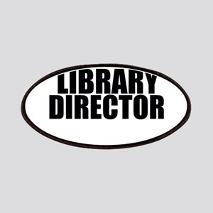 Trust Me, I'm A Library Director Patch