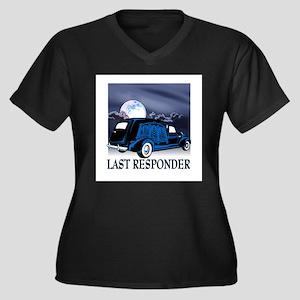 Last Responder Plus Size T-Shirt