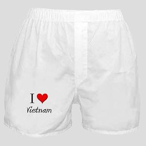 I Love Venezuela Boxer Shorts
