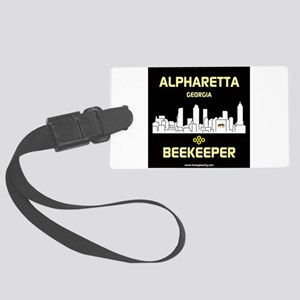 Alpharetta Large Luggage Tag