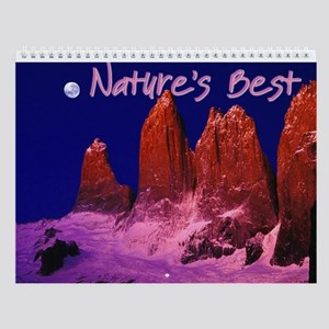 Nature's Best Wall Calendar