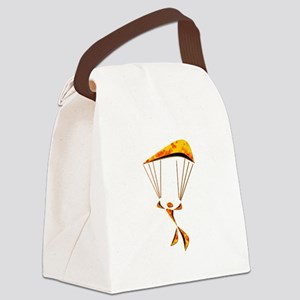 SKYDIVER Canvas Lunch Bag