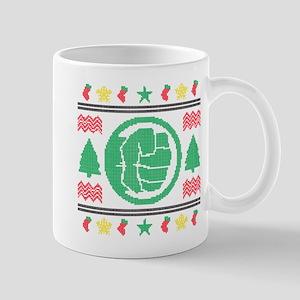 Hulk Ugly Christmas Mug