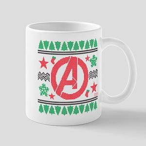 Avengers Ugly Christmas Mug