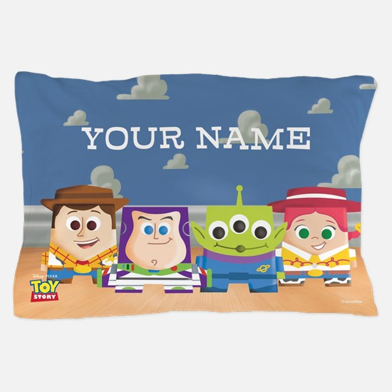 Toy Story Cute Characters Pillow Case