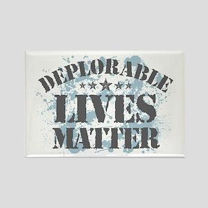 Deplorable Lives Matter Magnets