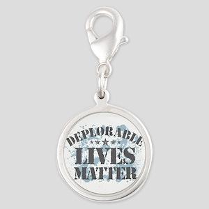 Deplorable Lives Matter Charms