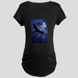 Why do we forget? So we can reme Maternity T-Shirt
