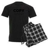 Copy paste Men's Dark Pajamas