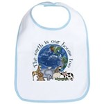 The Earth Is Our House Too Bib