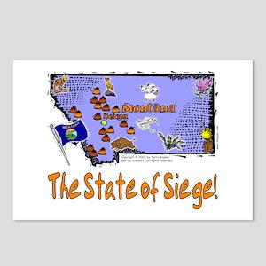MT-Siege! Postcards (Package of 8)