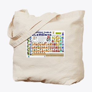Periodic table gifts cafepress periodic table tote bag urtaz Choice Image