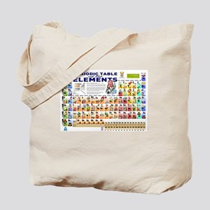 Periodic table gifts cafepress periodic table tote bag urtaz Image collections