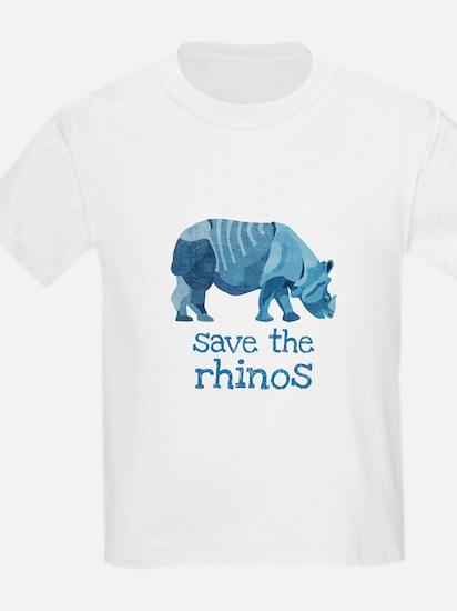 Save the Rhinos T-Shirt