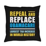 Repeal And Replace Obamacare Everyday Pillow