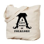 Nasty Women Of Folklore Tote Bag