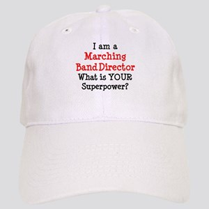 marching band director Cap