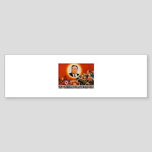 Kim Il-sung - ??? Bumper Sticker