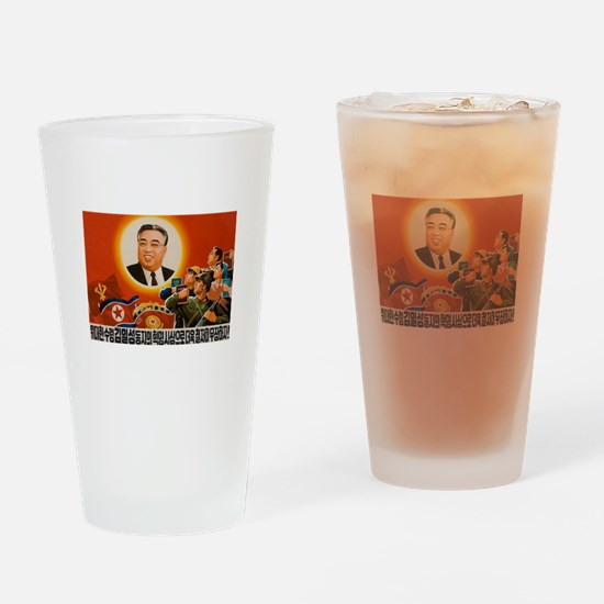 Kim Il-sung - ??? Drinking Glass