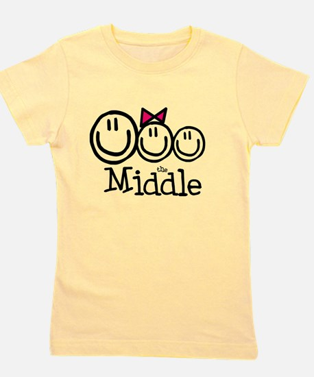 Cute Three sisters Girl's Tee