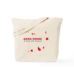 Cabo Verde Islands Terra Tote Bag