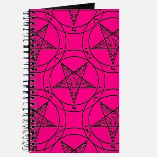 pink baphomet Journal