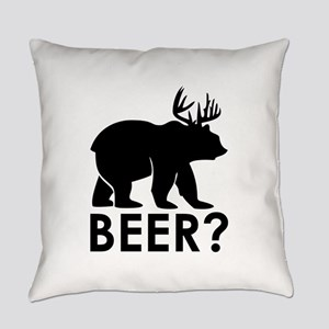 Beer Everyday Pillow