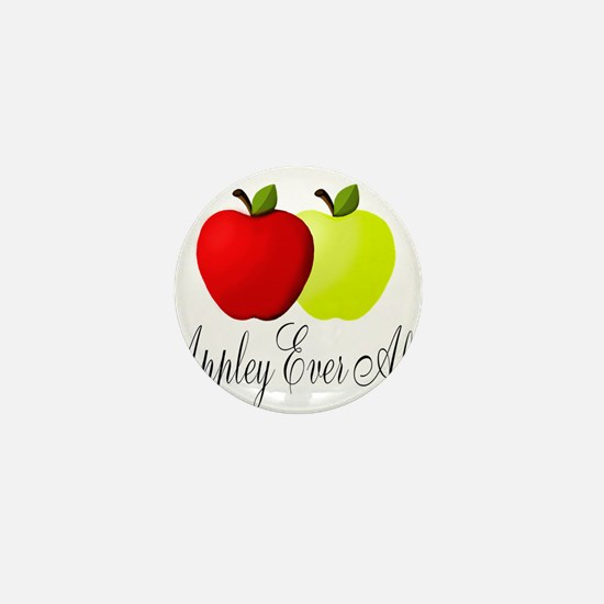 Appley Ever After Mini Button