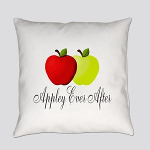 Appley Ever After Everyday Pillow