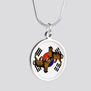 Korean Tigers Necklaces