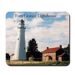 Fort Gratiot Lighthouse Mousepad