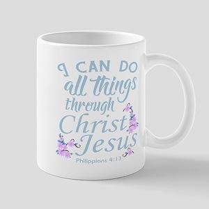 Philippians 4-13 Mugs