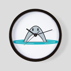 Shark nose Wall Clock