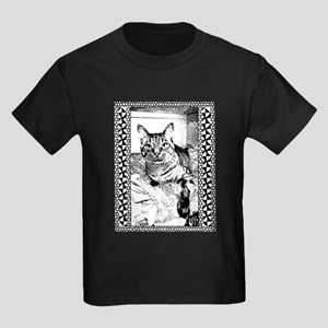 Color Your Stress Away - #4 Livin' a Cat's T-Shirt