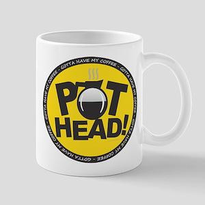 Pothead Yellow Mugs