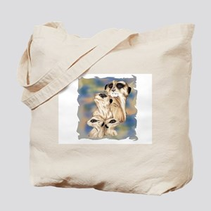 meerkat group Tote Bag