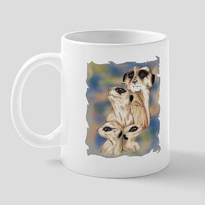 meerkat group Mug